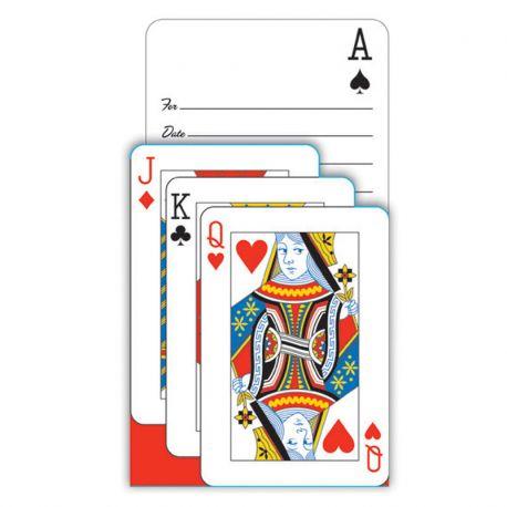 8 Invitaciones Poker