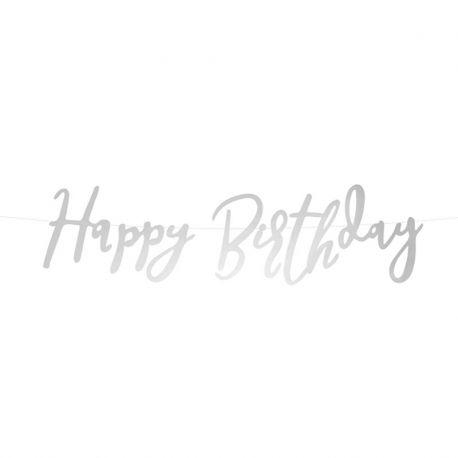 Guirnalda Happy Birthday Deluxe