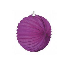 12 Farolillos de Papel Redondos 22 cm