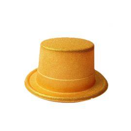 Sombrero con Purpurina Metalizado