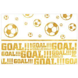Mantel Fútbol Gold 120 x 180 cm