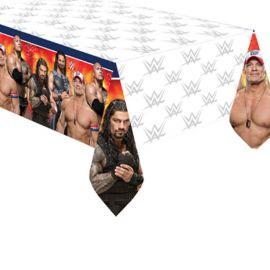 Mantel WWE de Plástico 1,37 m x 2,59 m