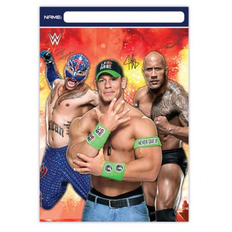 8 Bolsas WWE