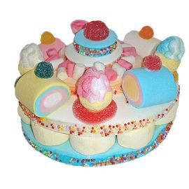 Tarta de Chuches de Colorines 390 grs