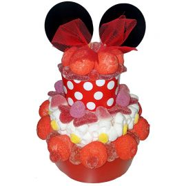 Tarta Chuches Minnie 500 grs