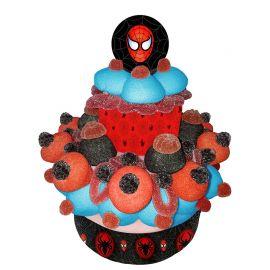 Tarta Chuches Spiderman 600 grs