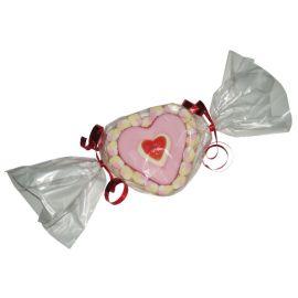 Tarta Chuches Corazón 100 grs