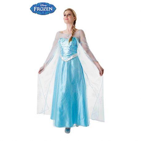 Disfraz de Elsa de Frozen