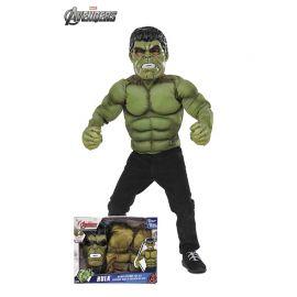 Disfraz de Hulk Completo para Niños
