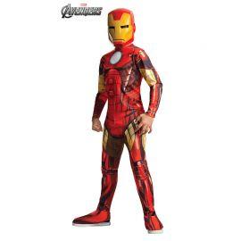 Disfraz de Iron Man Clásico para Niños