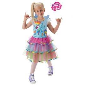 Disfraz de My Little Pony Rainbow Infantil