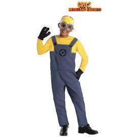 Disfraz de Minion con Guantes Infantil