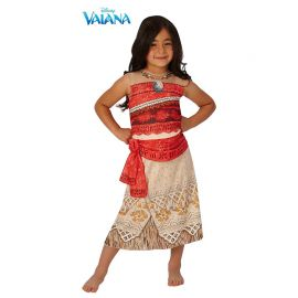 Disfraz de Vaiana para Niña