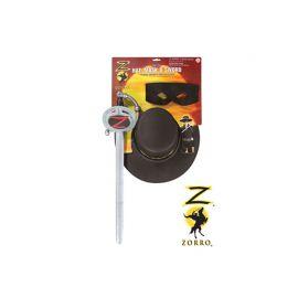 Kit de Accesorios El Zorro