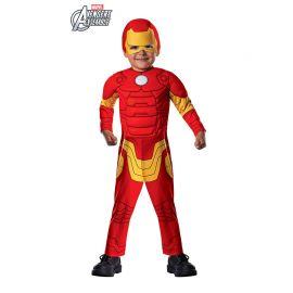 Disfraz de Iron Man de Lujo Infantil