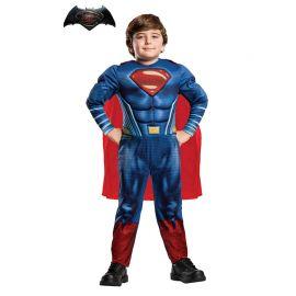 Disfraz de Superman de Lujo Infantil