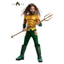 Disfraz de Aquaman Premium para Niños
