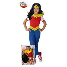 Disfraz de Wonder Woman para Niños