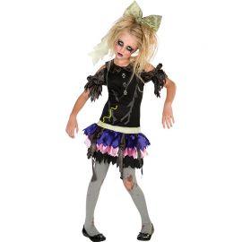 Disfraz Zombie Doll Infantil