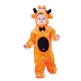 Disfraz de Mon·Tuo Naranja para Bebé