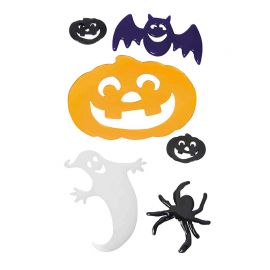 Enganchinas de Halloween