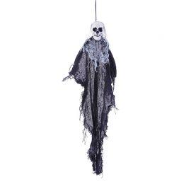 Calavera Colgante Halloween con Ropa