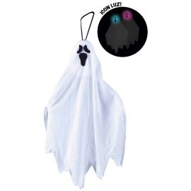 Colgante de Fantasma Luminoso Halloween