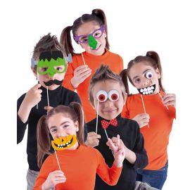 Complementos para Photocall Halloween