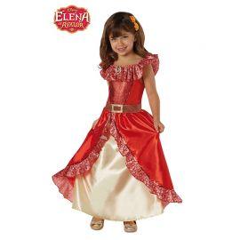 Disfraz de Elena de Avalor Deluxe Infantil