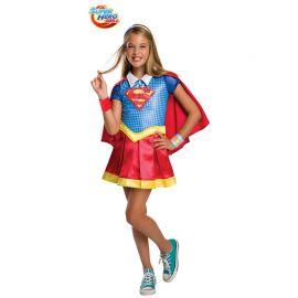 Disfraz de Supergirl Deluxe Infantil