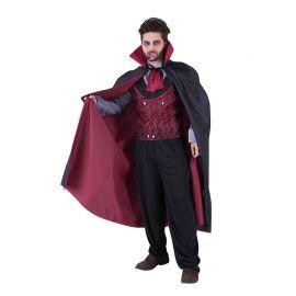 Capa de Mr Vampiro de Lujo