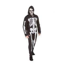 Disfraz de Skeleto con Capucha