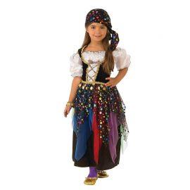Disfraz de Zíngara Infantil