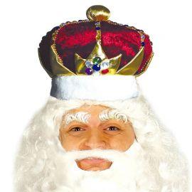 Sombrero de Rey con Cofia Roja
