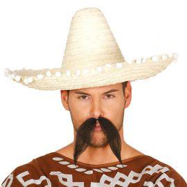 Sombrero Mejicano Paja 45 cm