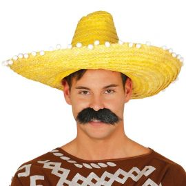 Sombrero Mejicano Paja 50 cm