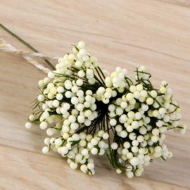 24 Bouquets Florales 8 cm