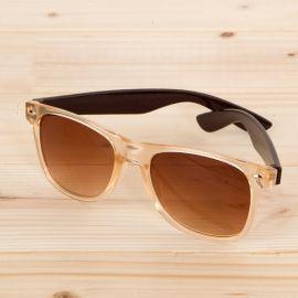 Gafas de Sol Semi Transparentes