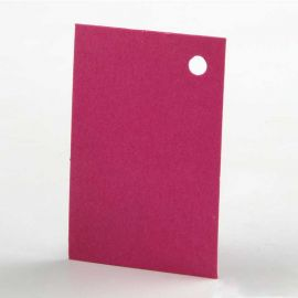 100 Tarjetas Forma Rectangular 4,5 cm x 3 cm