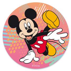 6 Obleas de Mickey Mouse 20 cm