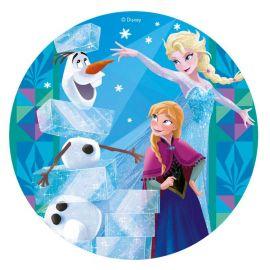 Obleas Frozen 20 cm