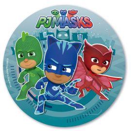 Obleas PJ Masks 20 cm