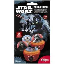 Mini Oblea Star Wars 3,4 cm