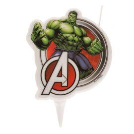 12 Velas Hulk 2D