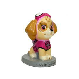 Vela 3D Skye Patrulla Canina 7 cm