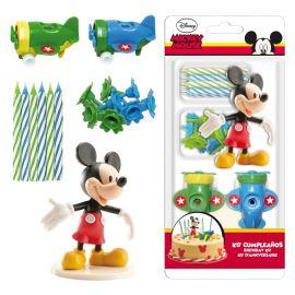 Pack de Velas Mickey Mouse para Pastel