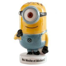 Figura Stuart Minion de Porcelana 6 cm