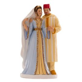 Muñecos de Boda Oriental 18 cm