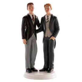 Muñecos de Boda Gay 20 cm