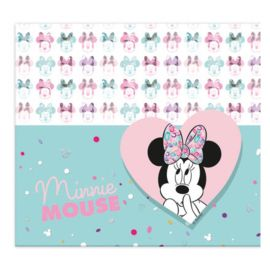 Mantel Minnie Diamantes 12 cm x 180 cm